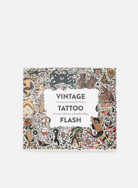 Books   Vintage Tattoo Flash