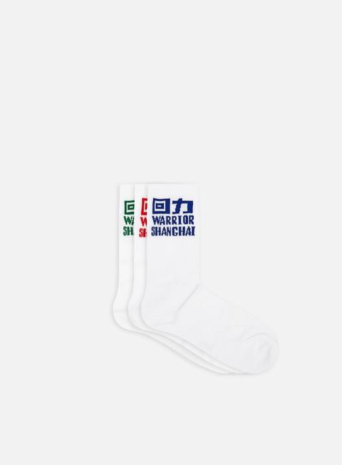 Socks Warrior Shanghai Socks 3-Pack