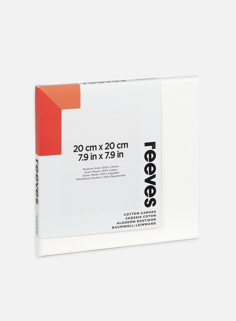 art tools reeves intro canvas 20x20 cm
