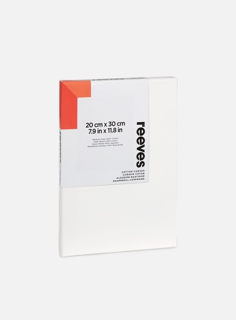 art tools reeves intro canvas 20x30 cm