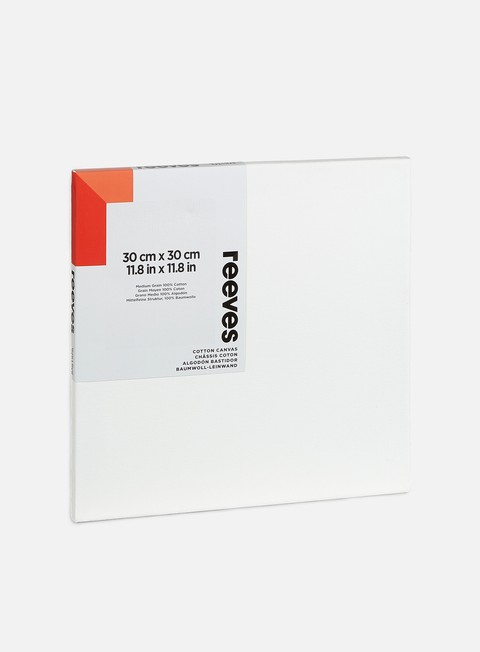 art tools reeves intro canvas 30x30 cm