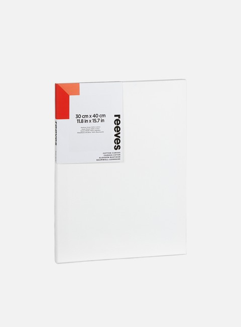 art tools reeves intro canvas 30x40 cm