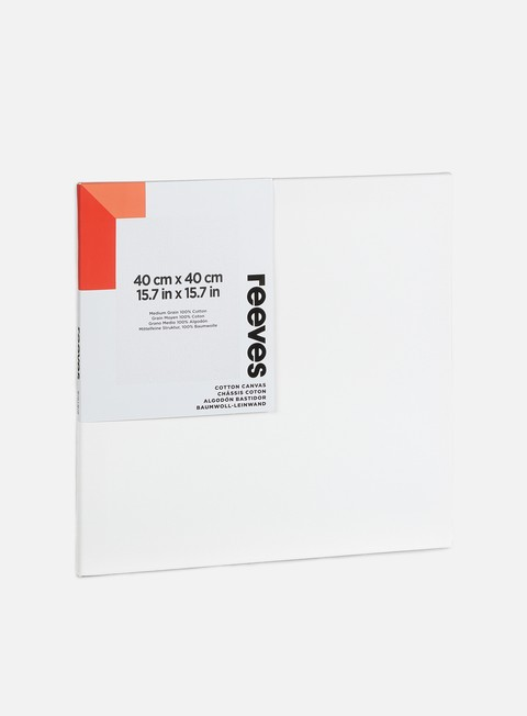 art tools reeves intro canvas 40x40 cm