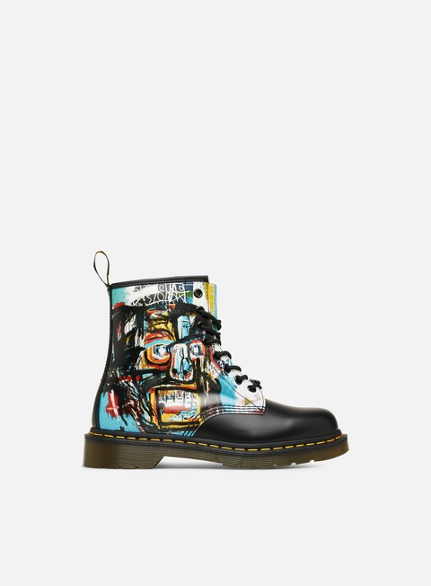 Casual boots Dr. Martens WMNS 1460 Basquiat II Smooth