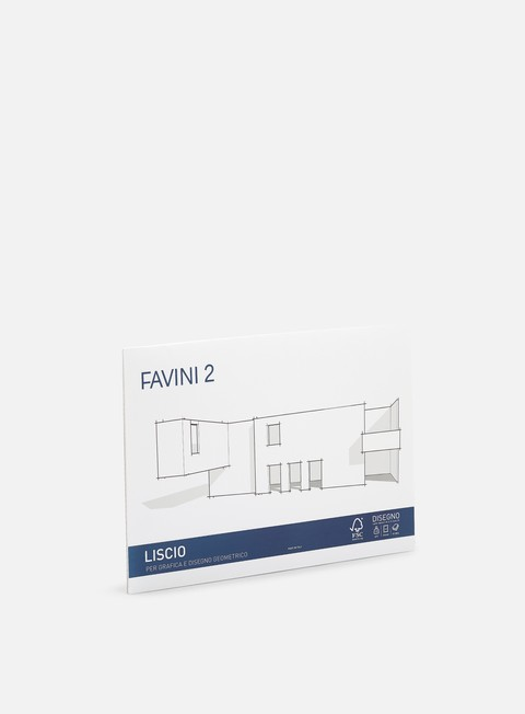 Fine Arts Accessories Favini 2 Blocco 33x48 110 gr