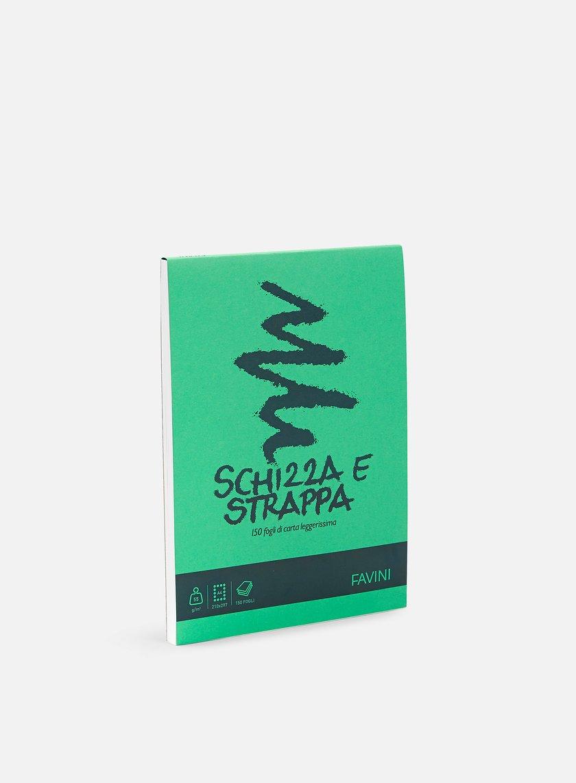 Favini - Schizza E Strappa A4 50 gr