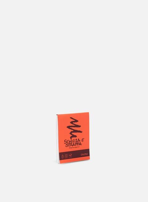 Carta e Blocchi per Calligrafia Favini Schizza E Strappa A6 50 gr