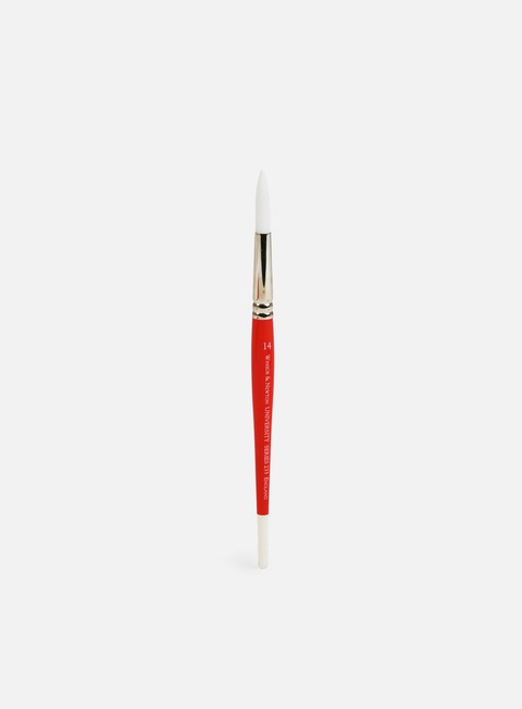 calligrafia winsor e newton university brush round head no14