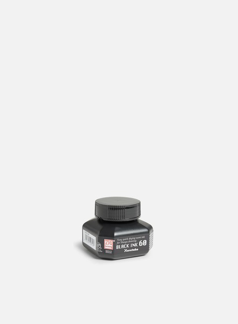 calligrafia zig black ink 60 ml