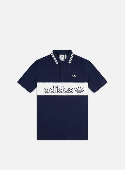 Outlet e Saldi Polo Adidas Originals Stripe Polo Shirt