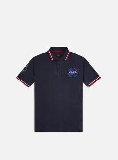 Alpha Industries Nasa Polo Shirt