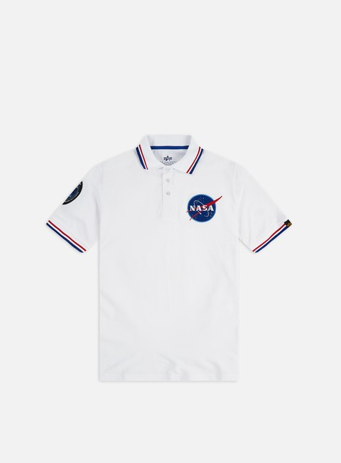 Polo Alpha Industries Nasa Polo Shirt