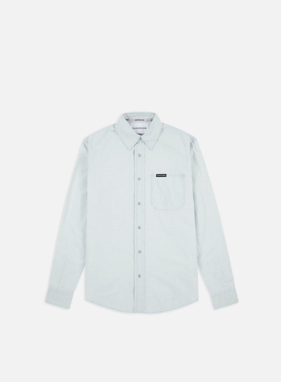 Calvin Klein Jeans 1 PKT LS Shirt
