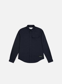 Calvin Klein Jeans - Button Down Classic LS Shirt, Night Sky