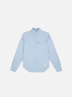 Calvin Klein Jeans - Button Down Classic LS Shirt, Sky Blue