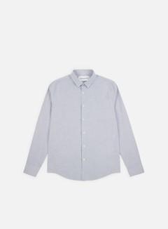 Calvin Klein Jeans CKJ Dobby Slim Stretch LS Shirt