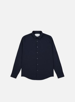 Calvin Klein Jeans - CKJ Logo Slim Strech Shirt, Night Sky