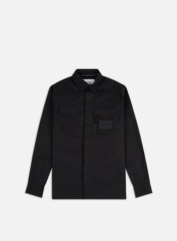 Calvin Klein Jeans Minimal Utility Regular Shirt