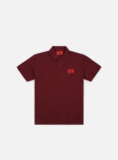 Calvin Klein Jeans Monogram Logo Polo Shirt