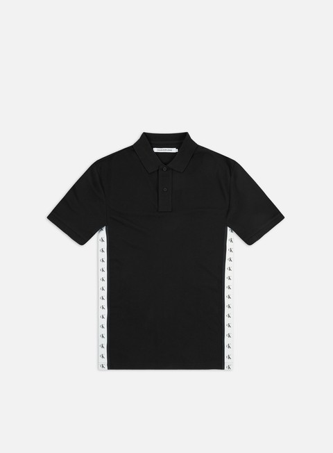 Polo Calvin Klein Jeans Monogram Tape Regular Polo