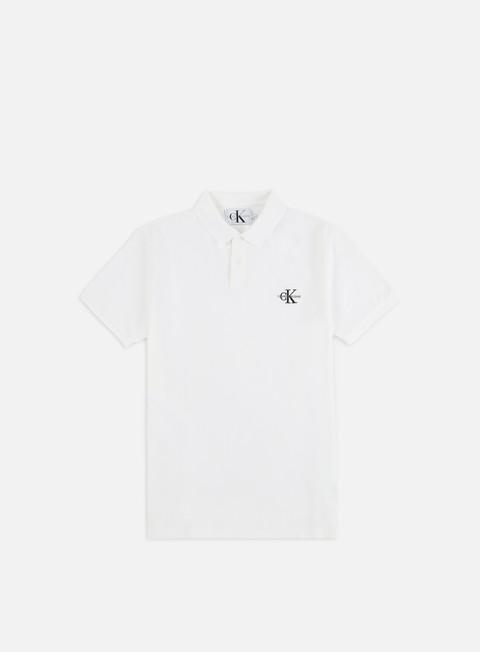 Outlet e Saldi Polo Calvin Klein Jeans New Monogram Logo Polo Shirt