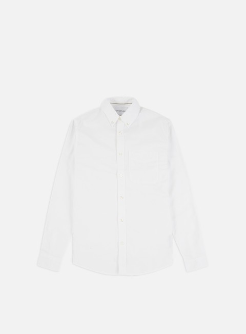 Calvin Klein Jeans Oxford Solid Slim LS Shirt
