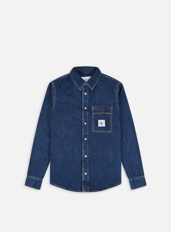 Calvin Klein Jeans Skate LS Shirt