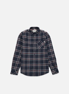 Carhartt - Aaron LS Shirt, Jupiter Heather Aaron Check 1