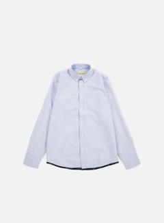Carhartt - Buster LS Shirt, Bleach/Camo 1