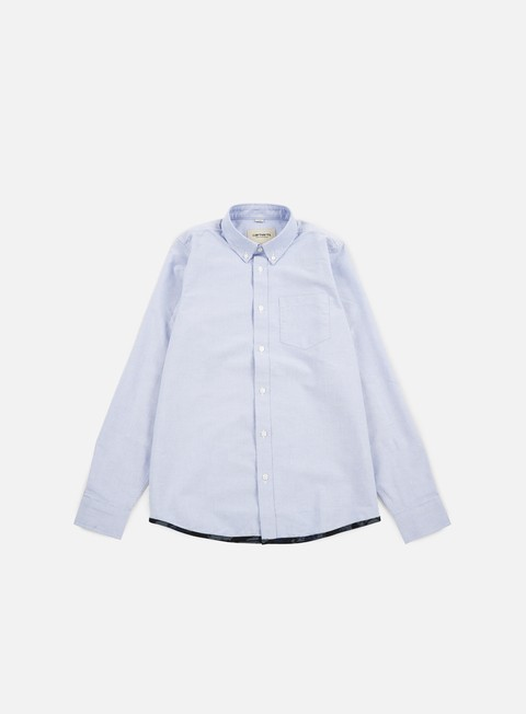 Camicie a Manica Lunga Carhartt Buster LS Shirt