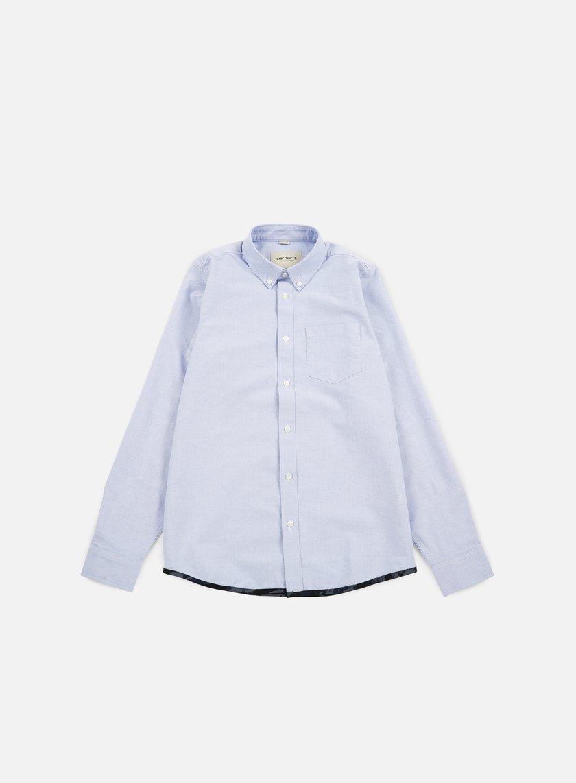 Carhartt - Buster LS Shirt, Bleach/Camo