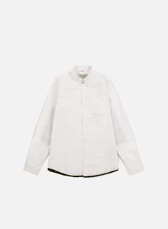 Carhartt - Buster LS Shirt, White/Camo 1