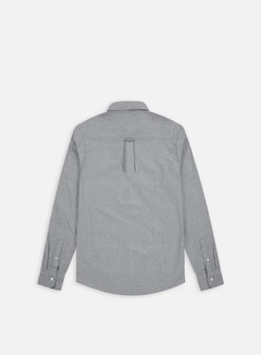 Carhartt - Button Down Pocket LS Shirt, Black 2