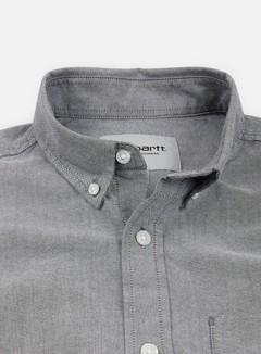 Carhartt - Button Down Pocket LS Shirt, Black 3