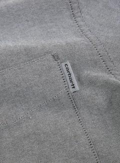 Carhartt - Button Down Pocket LS Shirt, Black 4