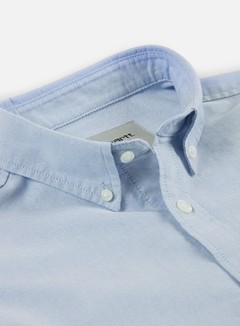 Carhartt - Button Down Pocket LS Shirt, Bleach 3