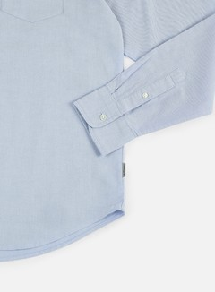 Carhartt - Button Down Pocket LS Shirt, Bleach 5