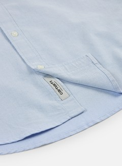 Carhartt - Button Down Pocket LS Shirt, Bleach 6