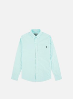 Carhartt - Button Down Pocket LS Shirt, Light Yucca