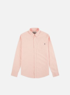 Carhartt - Button Down Pocket LS Shirt, Peach