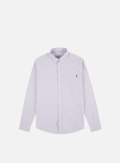 Carhartt - Button Down Pocket LS Shirt, Soft Lavender
