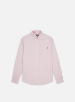 Carhartt - Button Down Pocket LS Shirt, Soft Rose