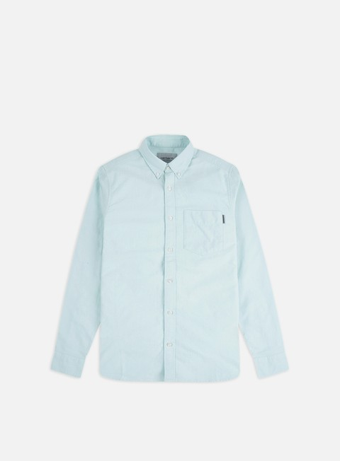 Sale Outlet Long Sleeve Shirts Carhartt Button Down Pocket LS Shirt