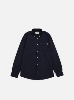 Carhartt - Dalton LS Shirt, Blue/Black 1
