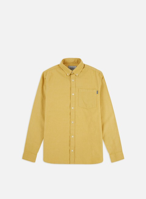 Sale Outlet Long Sleeve Shirts Carhartt Dalton LS Shirt