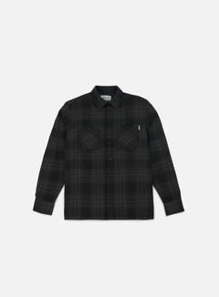 Carhartt - Harold LS Shirt, Asphalt 1