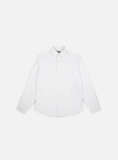Camicie a Manica Lunga Carhartt Lancaster Logo LS Shirt