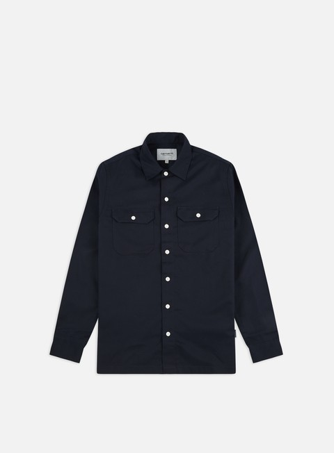 Long Sleeve Shirts Carhartt Master LS Shirt