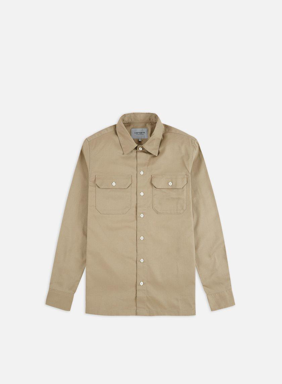 Carhartt Master LS Shirt