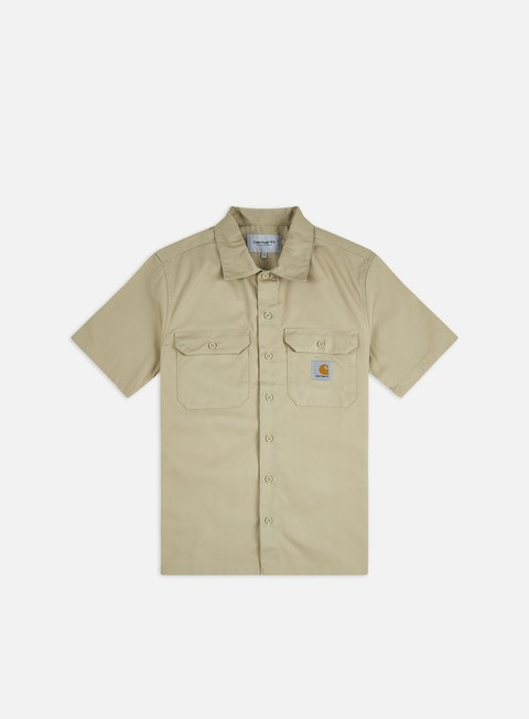 Short Sleeve Shirts Carhartt Master SS Shirt